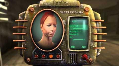 Fallout New Vegas intro bug