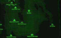 Horizon Flight 1207 map