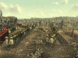 Meresti trainyard