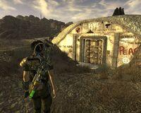 FNV BoS Bunker