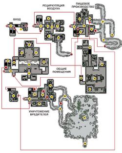 FNV Vault 22 intmap