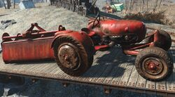 FO4 Tractor