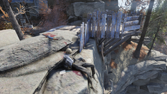 FO76 Defeated note (location)
