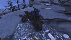 FO76 Motorcycle