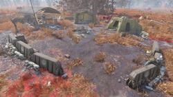 FO76 Survey Camp Alpha