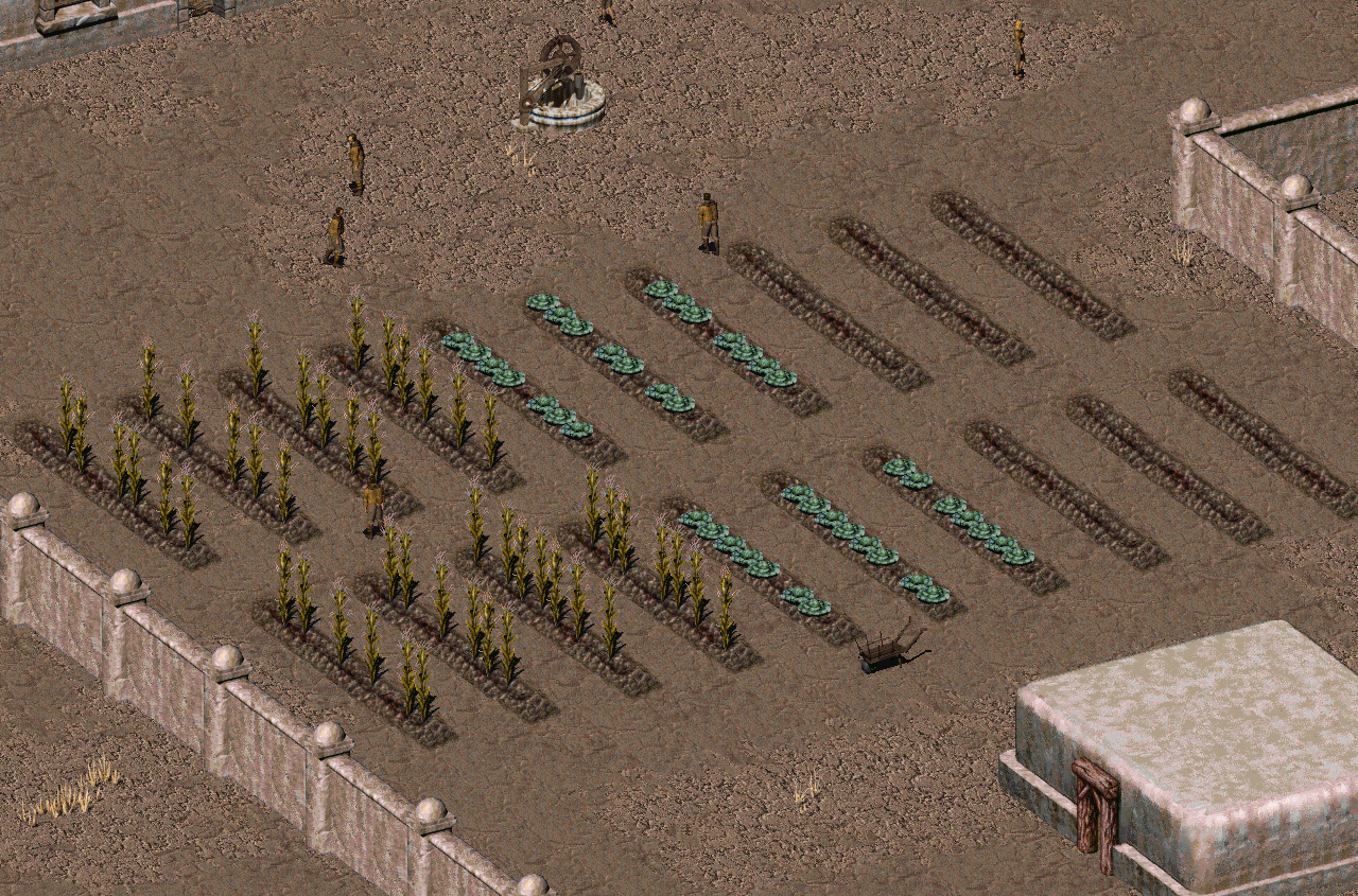 Fallout 4 agriculture