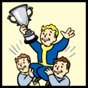 Fo4 50 Gold Trophies