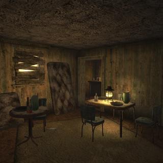Будинок 5, житлова кімната