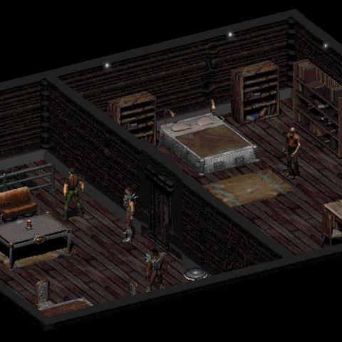Salvatore's quarters