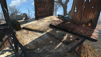 FO4 Westing estate unstoppables