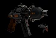 FO76 gauss pistol
