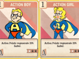 Action Boy/Action Girl
