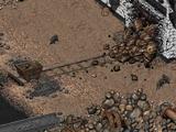 Открыть вход в базу