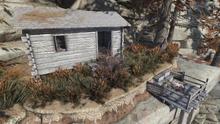 FO76WA Thomas hunting cabin