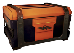 FO76 Large supply crate
