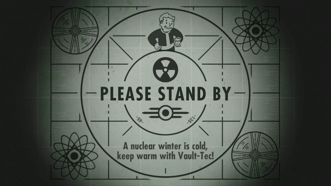 FOS Nuclear Winter Loading screen