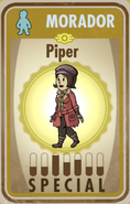 FOS Piper carta