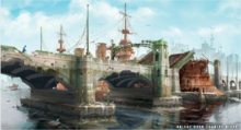 Fo4 Bridge Over Charles River Art