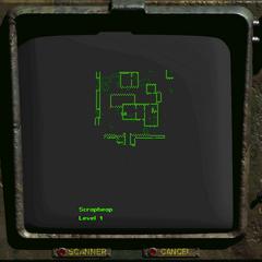 Map of Scrapheap