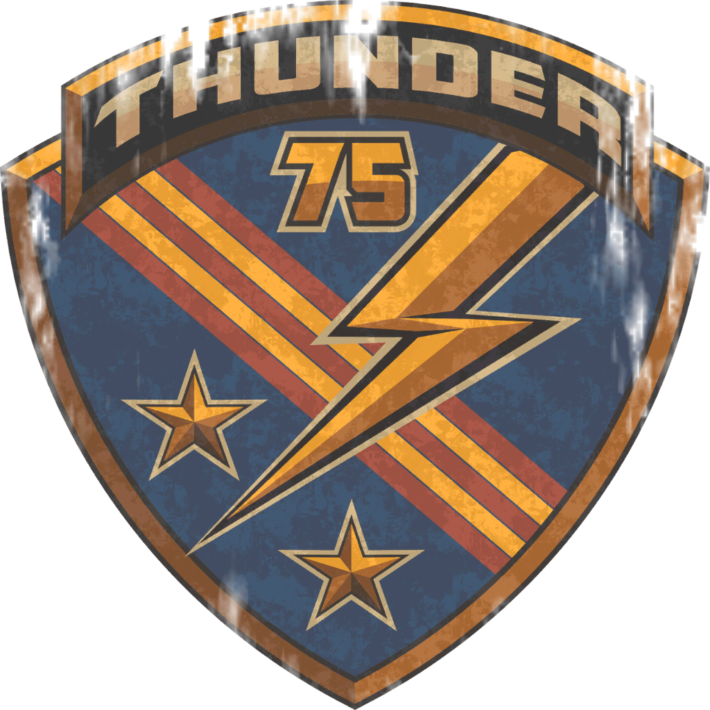 Thunder Badge Png - Png-stock.com