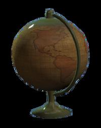 Classroom globe