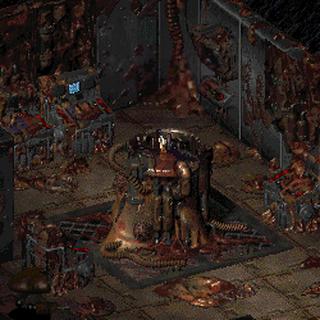 Центр управління Притулком після вбивства Творця в бою.