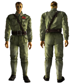 FO3 Chinese jumpsuit