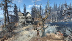 FO4FH Old Pond House