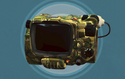 FO4 Creation Club - PipBoy CamoGreen