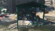 FO4 Swan shack
