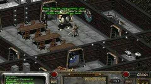 Fallout 2 what happend to Matt?