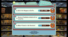 Falloutshelterobjectives