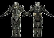 Enclave power armor