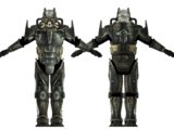 Enclave Shocktrooper armor