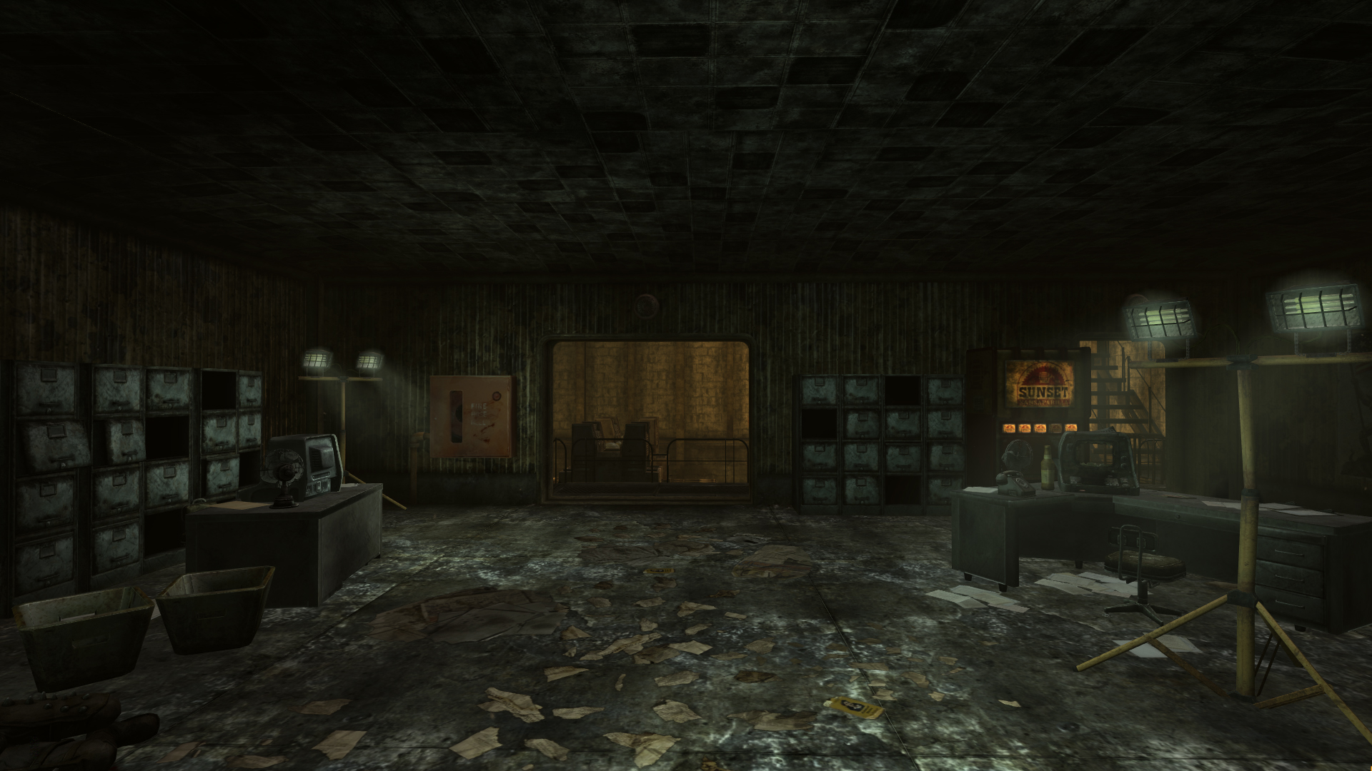 FNV New Vegas Steel office
