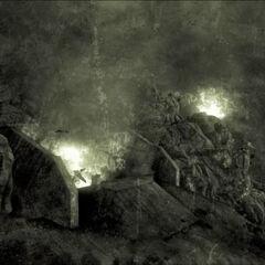 В кінцівці після знищення Рейвен-Року (№3)