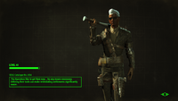 FO4NW Loading Screen Operator Pose