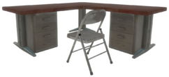 FO4VW Security desk