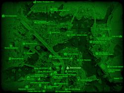 FO4 Конститьюшн (Инвестиционный фонд Уэзерби; карта мира)