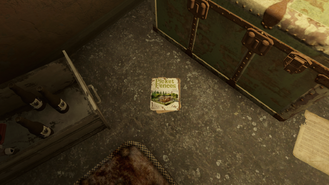 FO4 Picket Fences in Beantown Brewery