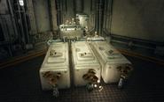FO4 Vault81Secret Coffins