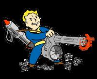 FO76 Expert Heavy Gunner