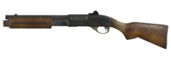 FO76 Pump-action shotgun