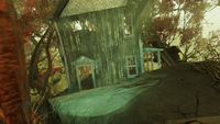 FO76 Tanagra Town ruined house