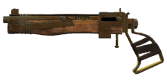 Fo4 pipe bolt-action