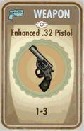 Fos Enhanced .32 Pistol Card