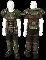 LR ArmorUSArmyCombatArmor