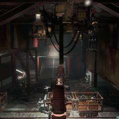 Mechanist's lair