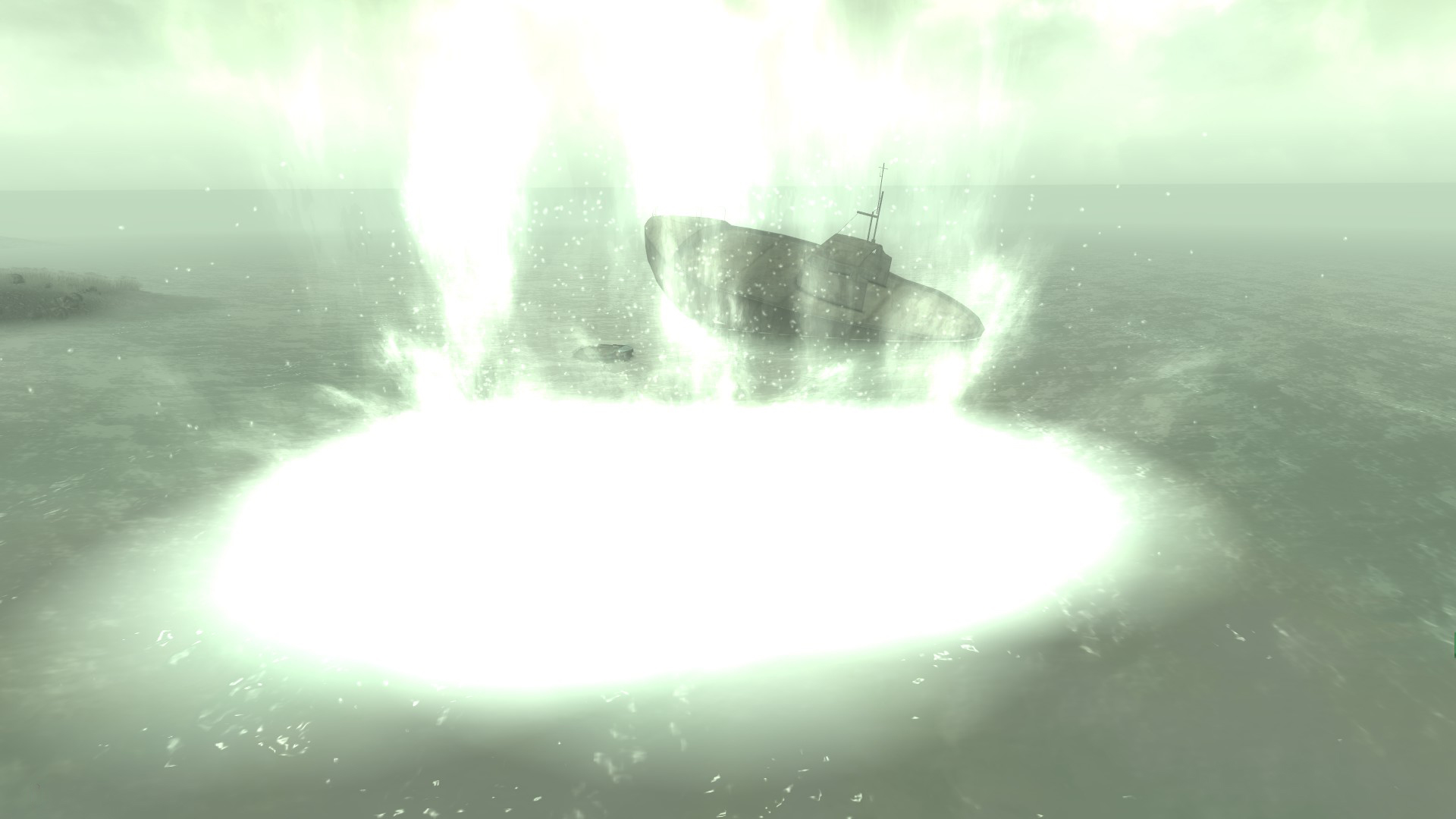 SSN-37-1A destruction