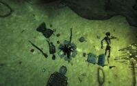 Bloodborne Cave loot